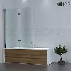Duschtrennwand Badewanne Glas - badewannen duschabtrennung badewannenaufsatz faltwand glas
