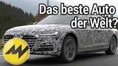 Das Beste Auto Der Welt Audi A8 2018 Die Entwicklung
