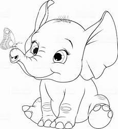 elefanten bilder zum ausmalen ausmalbilder fur euch