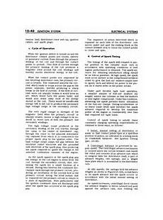 old cars and repair manuals free 1995 buick lesabre lane departure warning 1961 buick chassis service manual electrical page 1 of 2