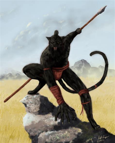 Panther Anthro