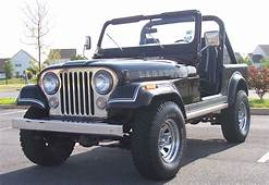 Jeep Cj 7 Amazing Pictures & Video To  Cars