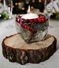 winter wedding ideas rustic centerpiece click pic for