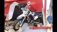 Modifikasi Motor Crf 150 by Modifikasi Motor Honda Crf 150 L Versi Modif Motorcross