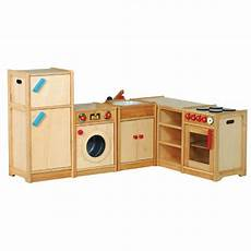 Kitchen Roles by Plain Simple Wooden Play Kitchen Range Offer