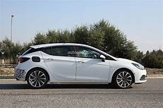 2016 Opel Astra Gsi Looks Ready To Take On The Vw Gti In