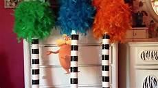 Decorations Diy by Dr Seuss Diy Decorations Favors