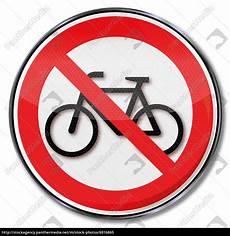 Malvorlagen Verkehrsschilder Xing Verkehrsschild Fahrrad Verbot Lizenzfreies Bild