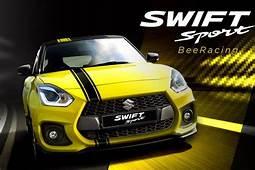 Suzuki Swift Sport BeeRacing Edition Revealed – Pictures