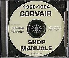 free online auto service manuals 1963 chevrolet corvair 500 navigation system corvair repair shop manual cd 1960 1961 1962 1963 1964 car monza 95 corvan ebay