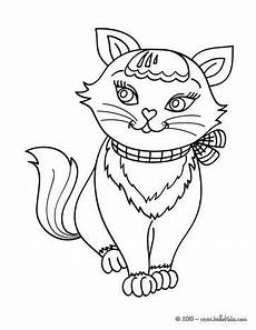 this lovely kawaii cat coloring page is available for free