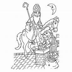 Ausmalbilder Bischof Nikolaus Bischof Nikolaus Ausmalbilder Kleurplaten