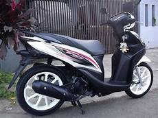 Modifikasi Motor Spacy by Modifikasi Motor Honda Spacy Thailook Velg Jari Jari Helm