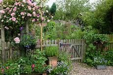 midsummer cottage garden