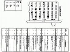 2004 ford e 350 fuse box diagram 2004 ford f 250 econoline fuse box diagram wiring forums