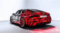 audi shows us the e gt concept before its reveal