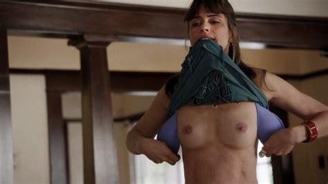 Cobie Smulders Nip Slip