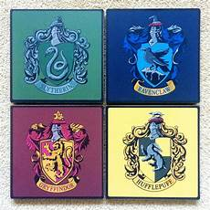 Malvorlagen Harry Potter Gryffindor Harry Potter Coasters Hogwarts House Primark Slytherin