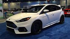 Walkaround Of 2017 Ford Focus Rs From The Miami Auto Show