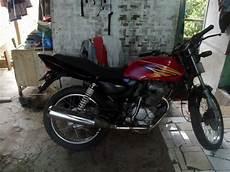 Modif Megapro 2005 by Modifikasi Tilan Honda Megapro 2005 Lima Motor
