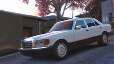 books about how cars work 1990 mercedes benz e class spare parts catalogs gta 5 1990 mercedes benz 560sel w126 add on replace animated mod gtainside com