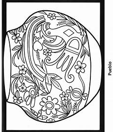 the colors worksheets 12819 pueblo via tharens coloring pages free coloring pages color
