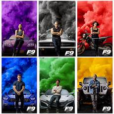Fast And Furious 9 Official Character Posters 10ztalk