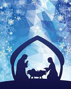 Free Christma Nativity Clipart