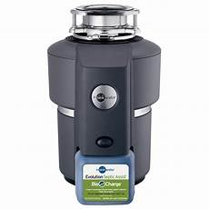 Kitchen Garbage Disposals Reviews by Insinkerator Evolution Septic Assist Garbage Disposal