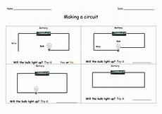 electricity worksheet year 2 by gron teaching resources