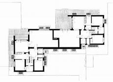 gropius house plan house kandinsky klee ground floor plan 1926 bauhaus