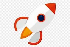 Roket Kartun Animasi Gambar Png