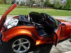 Purchase Used 2001 Plymouth Prowler Base Convertible 2