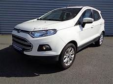 ford occasion essence voiture occasion ford ecosport 1 0 ecoboost 125ch trend