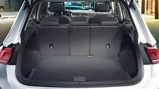 Volkswagen Tiguan 2016 Dimensions Boot Space And Interior