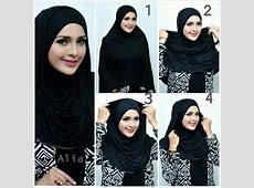 Hijab Tutorial For Proper Chest Coverage   HijabiWorld
