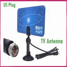 Flat Indoor Digital Antenna High Hdtv by Us Digital Indoor Tv Antenna Hdtv Dtv Hd Vhf Uhf Flat