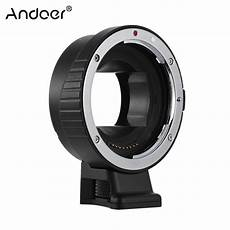 Anti Exposure Frame Mount With Lens by Andoer Ef Nex Iv High Speed Electric Lens Mount Lens