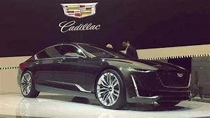 2019 New Cadillac CT8 Price Specs & Release Date