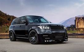 Download Wallpapers Land Rover Range Sport Lumma