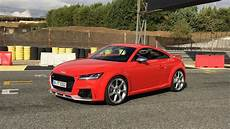 2018 Audi Tt Rs In Spain On Location