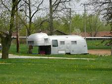 5th Wheels  Vintage Airstream Never Seen One Of These