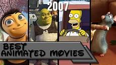 beste filme 2007 top 10 best animated of 2007