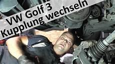 golf 3 kupplung wechseln