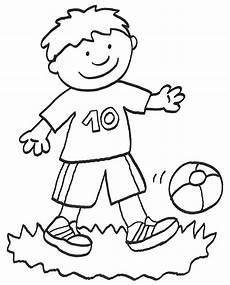 ausmalbilder fussball kostenlos malvor