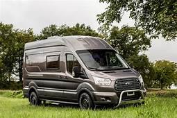 Ford Transit Van Based Randger 560 Motorhome More Capable