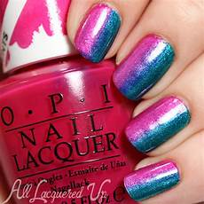 3 opi color paints nail art ideas all lacquered up
