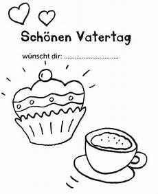 ausmalbilder vatertag zum ausdrucken kostenlose malvorlage vatertag vatertagsgru 223 karte kaffee