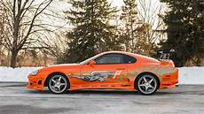 2001 Toyota Supra The Fast And The Furious Wallpapers