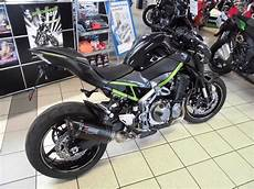 umgebautes motorrad kawasaki z900 team wahlers gmbh